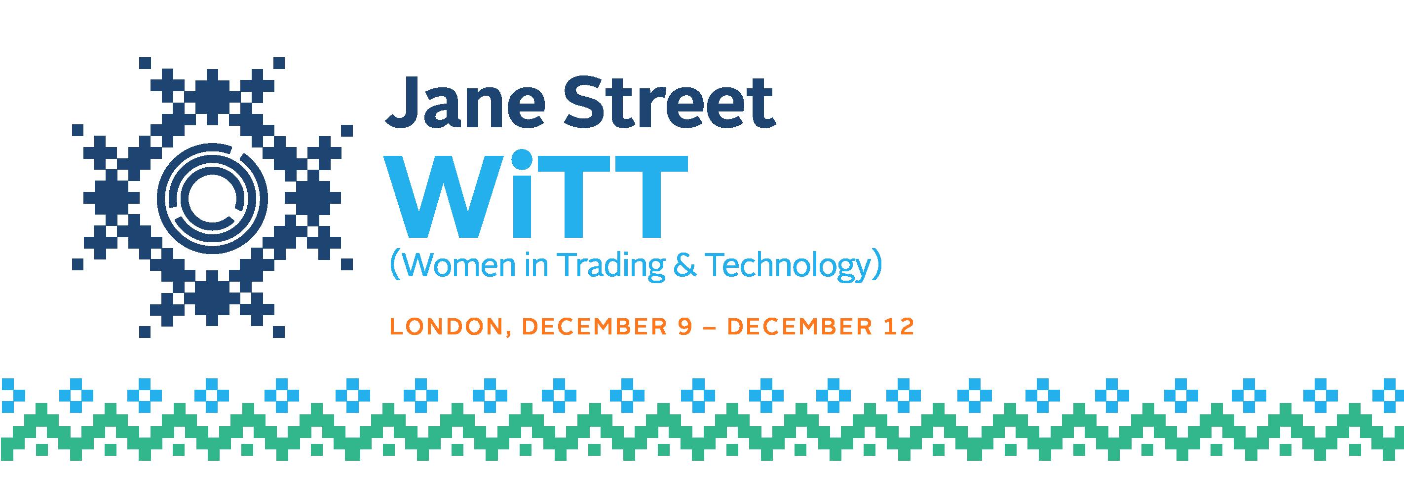 Jane Street WiTT (Women in Tech and Trading)