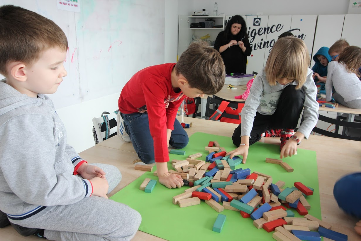 Ruxandra @Small Academy – Profil de trainer
