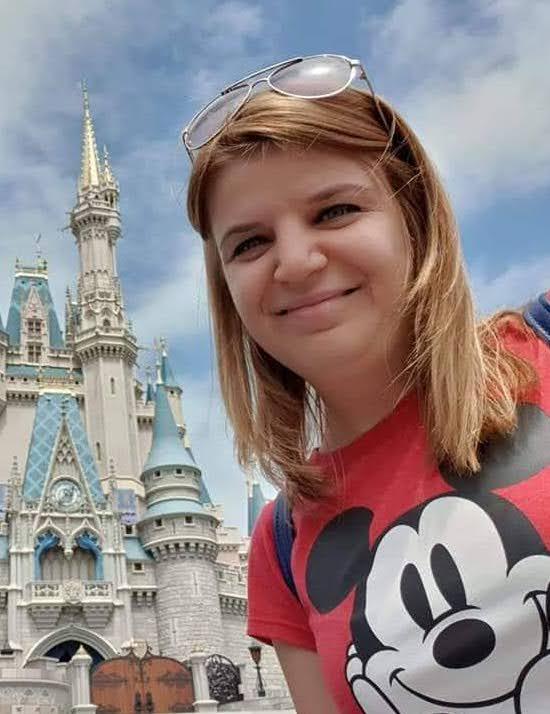 Lavinia Lungu - Disneyland