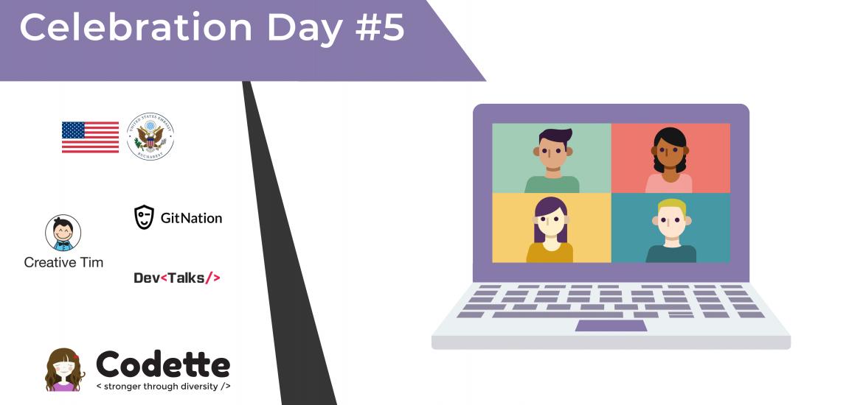 Coperta blog Celebration Day #5
