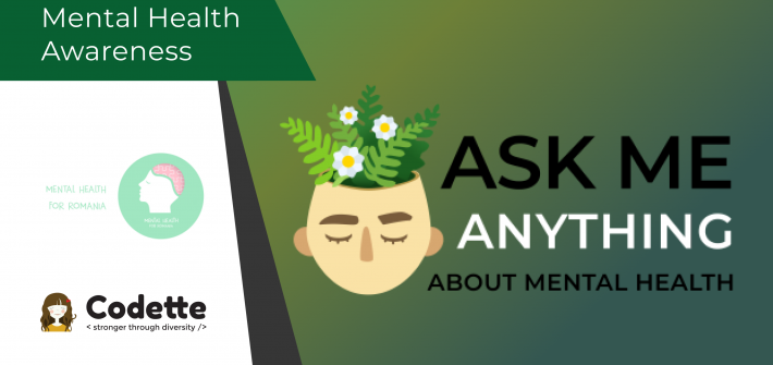 Ask me anything about mental health